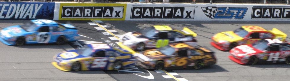 NASCAR WX-MAN